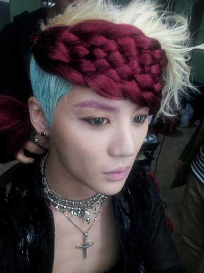 Image result for kim junsu hair