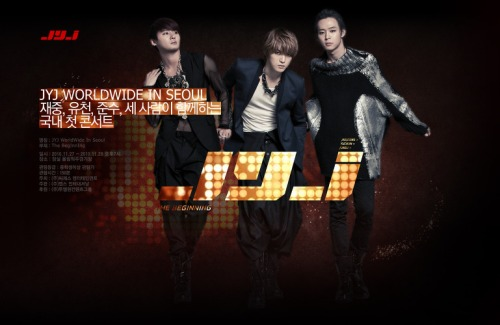 JYJ Worldwide Concert in Seoul concert website. Photo: C-JeS Entertainment.